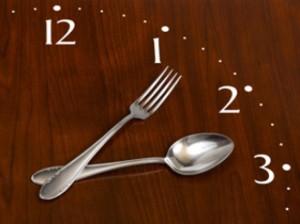 Dieta delle tre ore dimagrire 5 kg in un mese