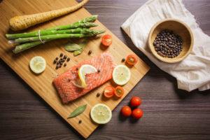 Dieta sana e integratori anti age